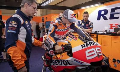 Lorenzo preparado vuelta en Silverstone