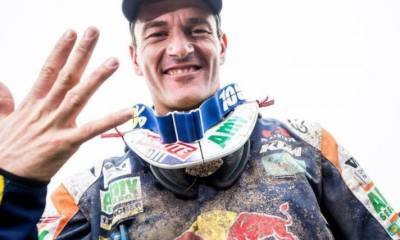 Marc Coma vuelve al Dakar
