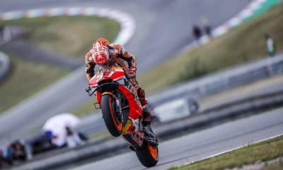 Márquez demasiados riesgos Brno