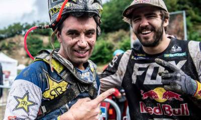 vídeos Red Bull Romaniacs 2019