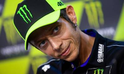 Rossi no se retira