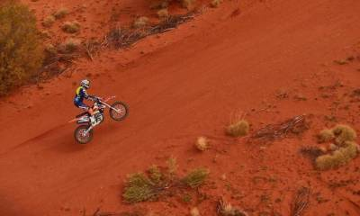 documental de Toby Price en la Finke Desert Race