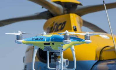 legalidad multas drones DGT