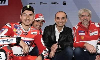 regreso de Lorenzo a Ducati