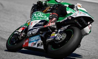 Pole de Moto2 en Austria 2019