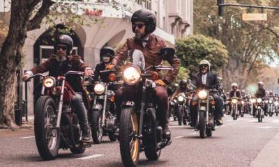 participar The Distinguished Gentleman's Ride 2019