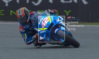 MotoGP test Brno 2019