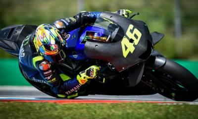 Test Brno 2019: Dominio de Yamaha