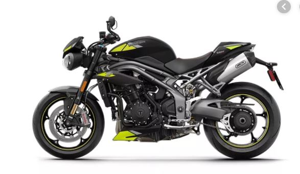 Triumph Speed Triple 1160
