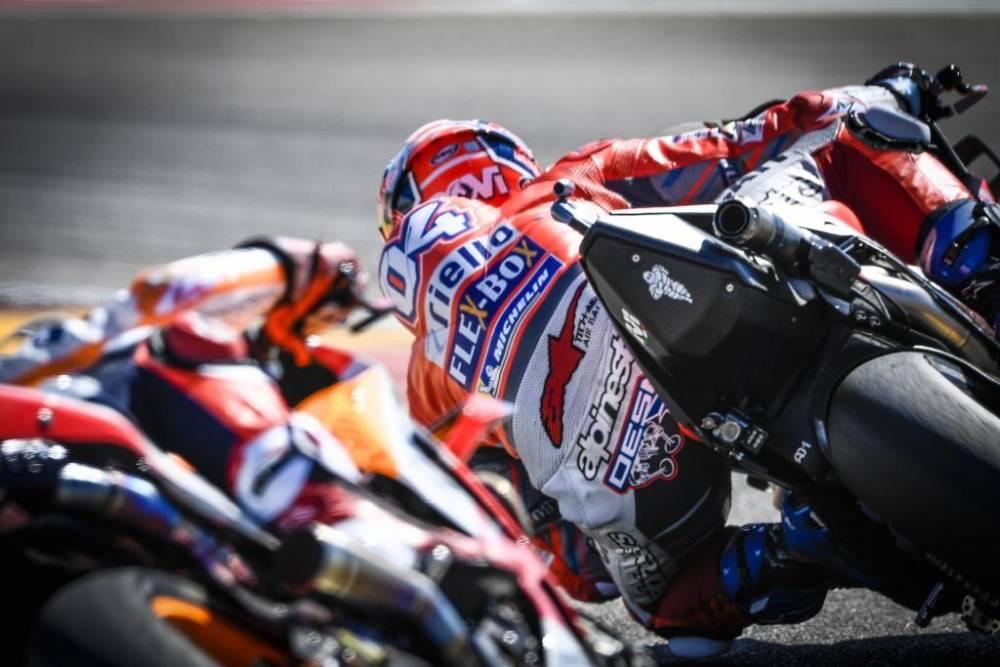 Agenda carreras motociclismo 21 y 22 de septiembre 2019