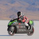 Récord de velocidad para una moto eléctrica