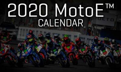 calendario MotoE 2020