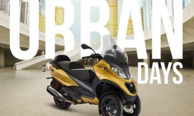 Piaggio MP3 Urban Days 2019
