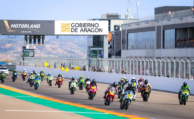 fallece piloto accidente MotorLand