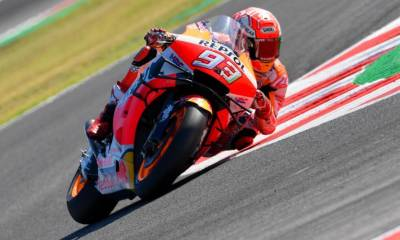 GP Aragon 2019 marc marquez