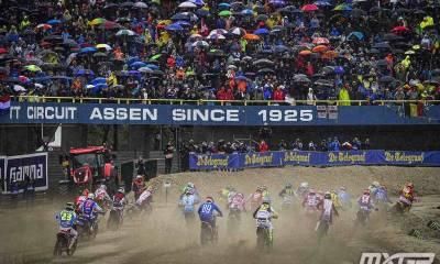 Calendario Campeonato del Mundo de Motocross 2020