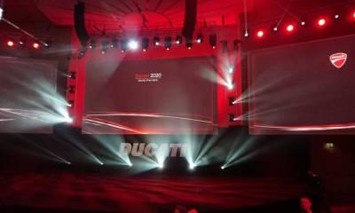 en directo la presentación mundial de Ducati 2020