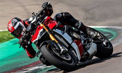 Ducati Streetfighter V4 fotos