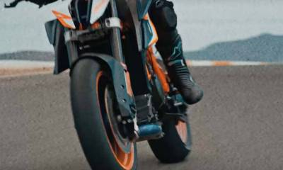KTM SuperDuke 2020 video