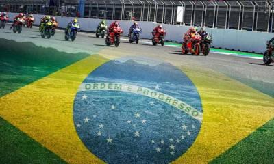 MotoGP vuelve a Brasil en 2022