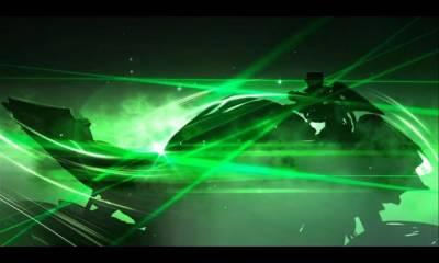 teaser Kawasaki Z H2 supercharged