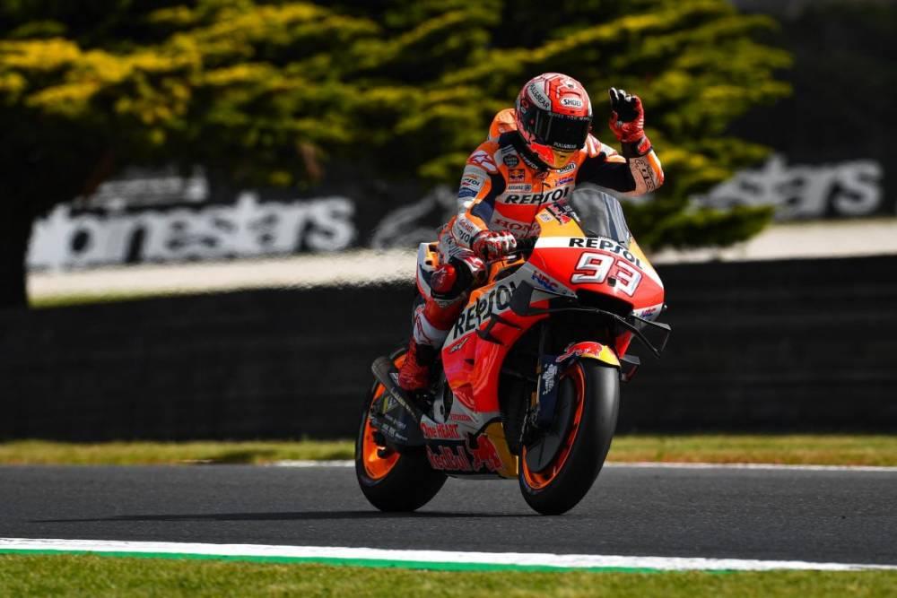 Crónica MotoGP Australia 2019
