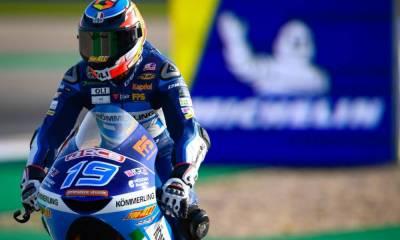 Entrenos Moto3 Tailandia 2019