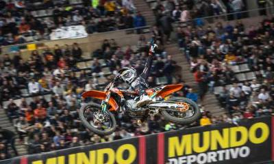 Supercross & Freestyle Barcelona