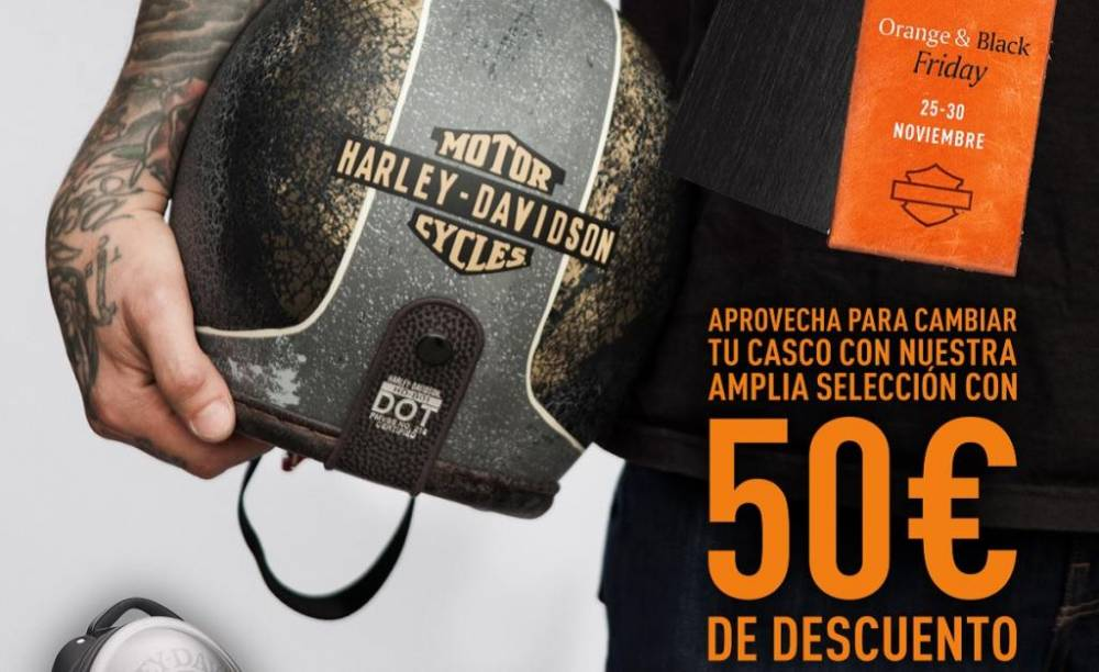 Black Friday Harley-Davidson 2019