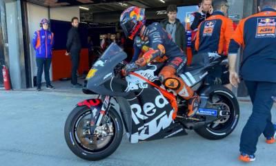 KTM nuevo chasis