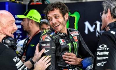 Lucchinelli que Rossi se hubiera retirado antes