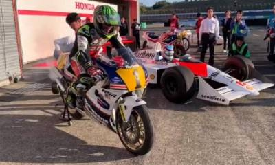 vídeo Honda Racing Thanks Day