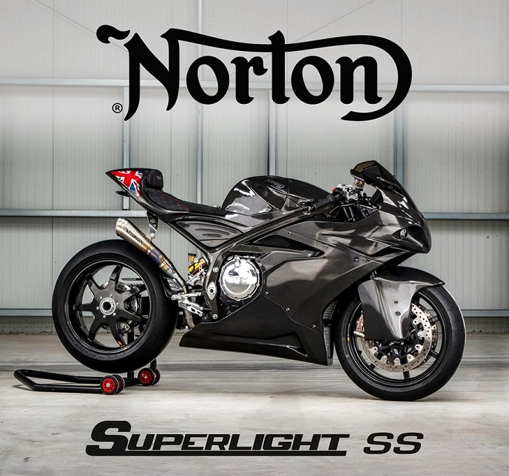 Norton Superlight SS Supercharged