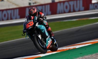 Entrenos MotoGP Valencia 2019