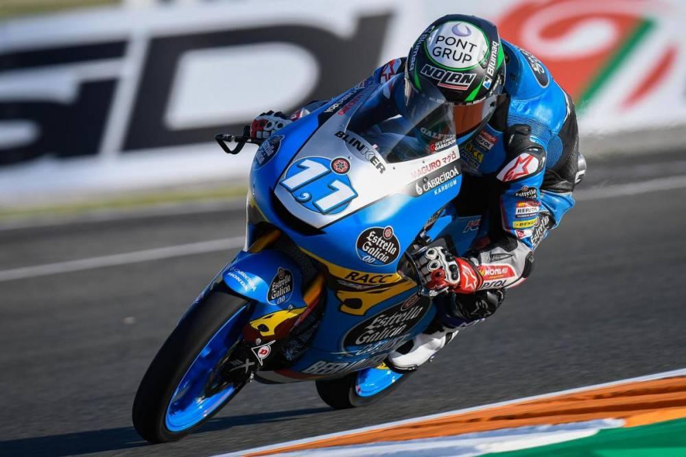 Crónica Moto3 Valencia 2019