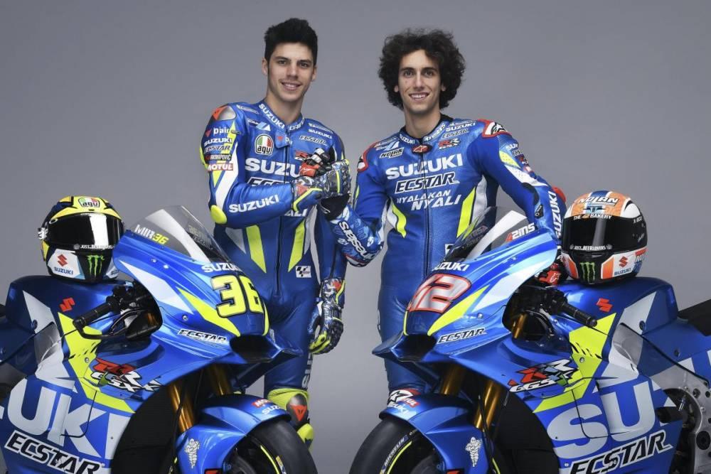 Presentación Suzuki MotoGP 2020