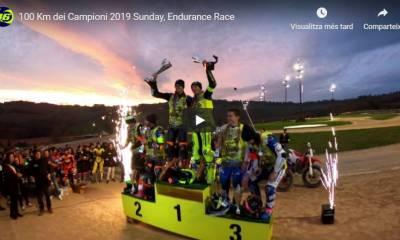 vídeos 100 Kilómetros Campeones 2019