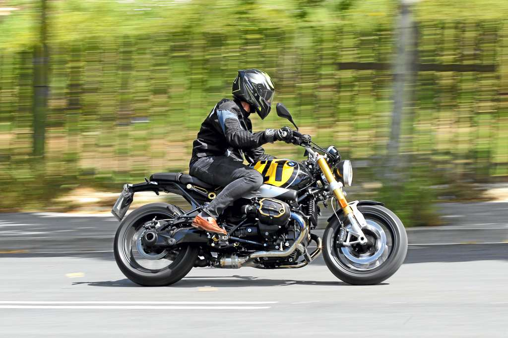 BMW R nineT Option 719