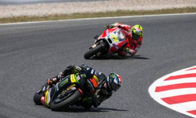 Bradley Smith sustituto Iannone