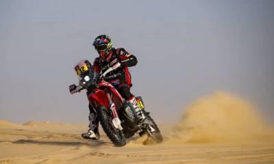 etapa 10 Dakar 2020