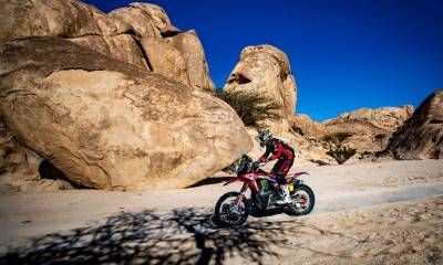 Dakar 2020 etapa 3