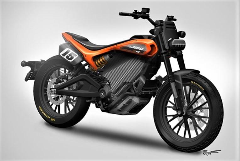 Harley-Davidson XR eléctrica