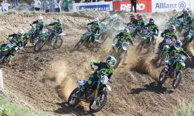 Kawasaki Team Green Cup 2020