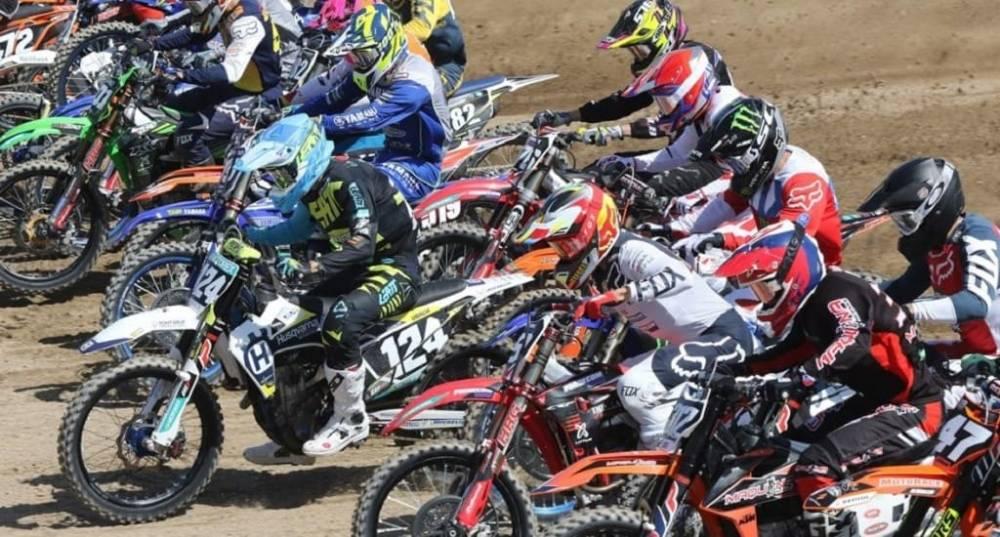 Calendario Motocross 2020