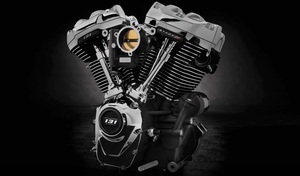 motor Harley-Davidson más grande