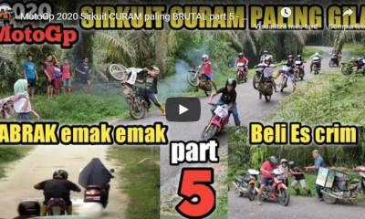 Vídeo parodia carrera MotoGP