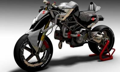 Ducati Monster Braida