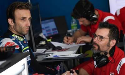Problemas adaptación Zarco Ducati