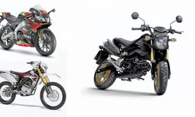 Motos 125cc 2020