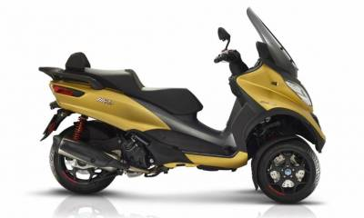 promoción Piaggio MP3 500 LT Hpe Sport Advanced
